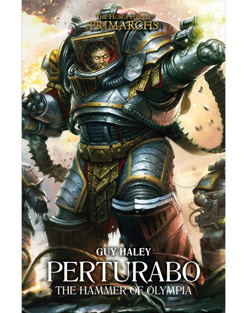 Perturabo: The Hammer of Olympia (Hardback)