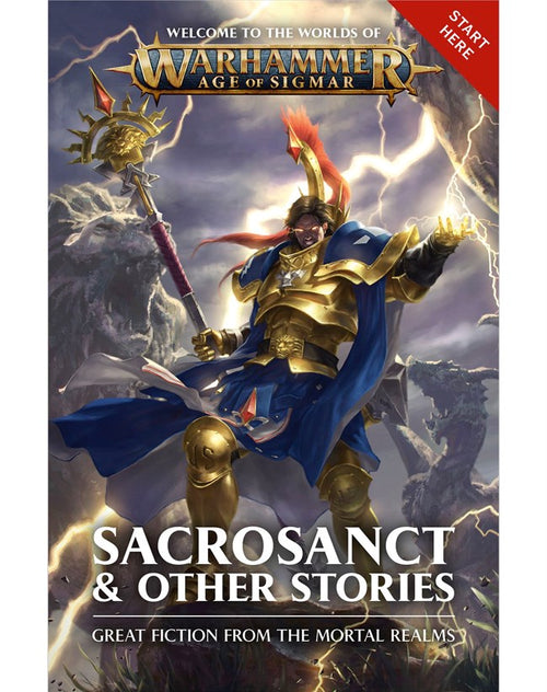 Sacrosanct & Other Stories (Paperback)