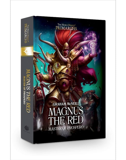 Magnus the Red: Master of Prospero (Hardback)