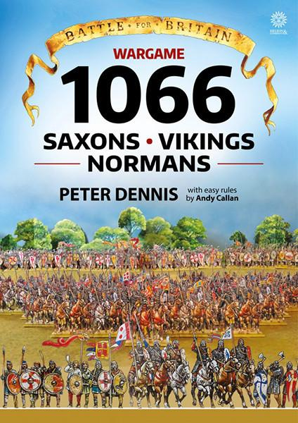 Battle for Britain: Wargame 1066 - Saxons, Vikings, Normans