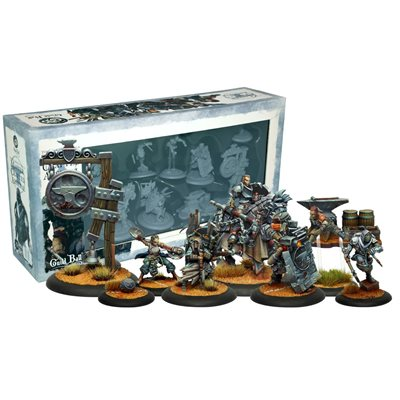 Guild Ball: Blacksmith's Guild - Team Pack (6) - Master Crafted Arsenal