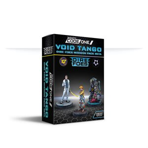 CodeOne: Dire Foes Mission Pack Beta: Void Tango
