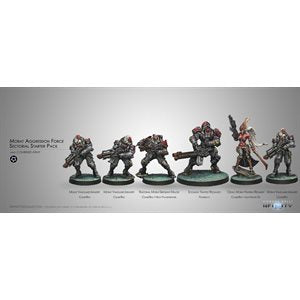 Infinity: Combined Army Morat Sectorial Starter