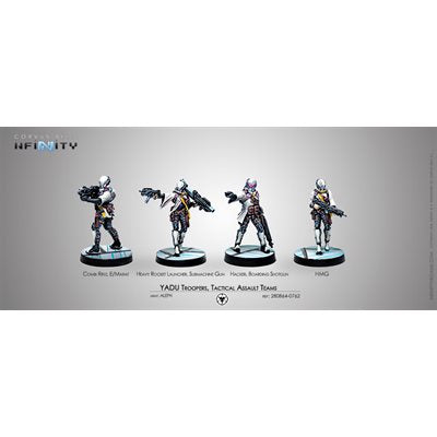 Aleph Yadu Troops