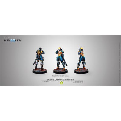 Yu Jing Daoying Operative Control Unit