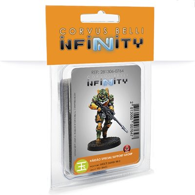 Infinity: Yu Jing Haidao Special Support Group (1)