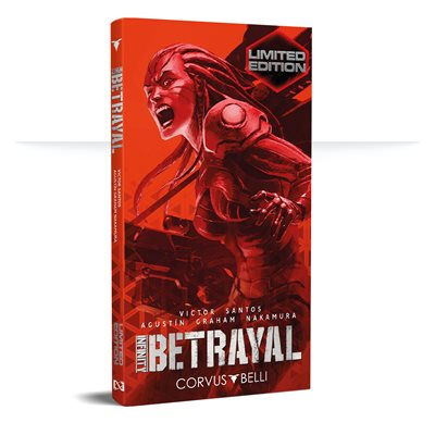 Betrayal Graphic Novel: Limited Edition (BOOK)