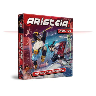 Aristeia: Prime Time Multiplayer Expansion