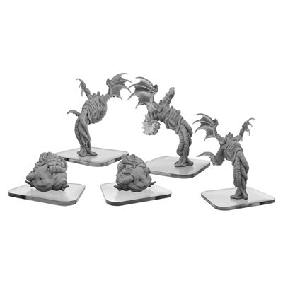 Squix & Meat Slave - Lords of Cthul Unit (Resin)