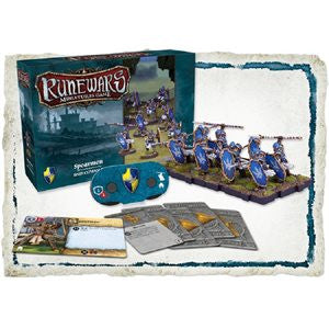 Runewars: Spearmen Expansion