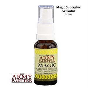 Magic Superglue Activator - Zakeda Sports