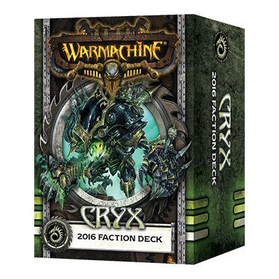 Cryx Battle deck