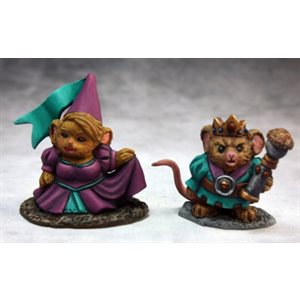 Mousling King and Princess