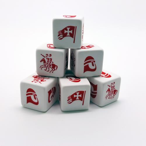 SD06 SAGA Dice - Age of Crusades Christian Factions (8)