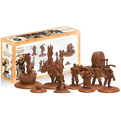 Guild Ball: Farmers Guild - Team Pack (6) - Old Fathers Harvest