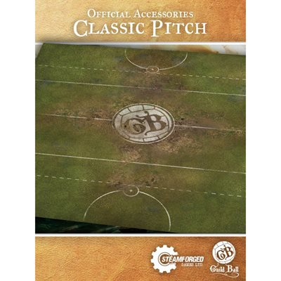 Guild Ball: Playmat - Classic Pitch