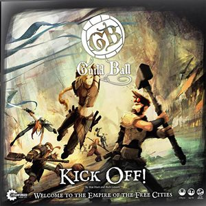 Guild Ball: Kick Off! 2 Player Starter Set