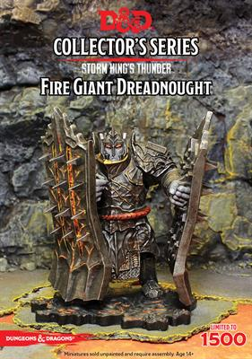 """Storm Kings Thunder"" Fire Giant Dreadnought"