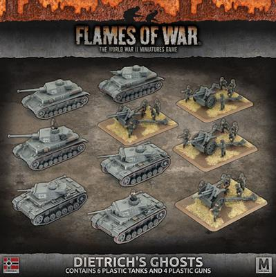 'Dietrich's Ghosts' Army Deal (Plastic)