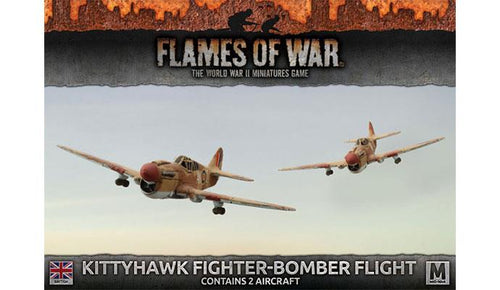 Kittyhawk Fighter-Bomber Flight