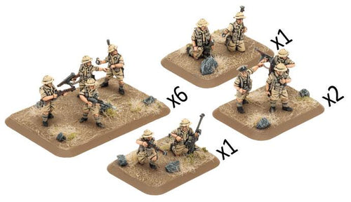 Rifle Platoon (8th Army) (Plastic)