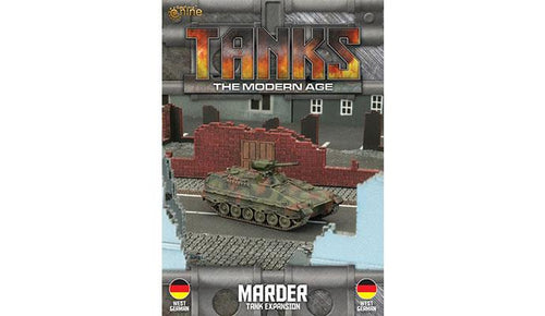 West German Marder Tank Expansion
