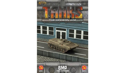 Soviet BMP Tank Expansion