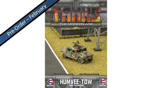 American HUMVEE-TOW Tank Expansion