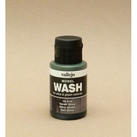 OLIVE GREEN WASH 35ML