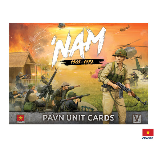 Unit Cards – PAVN Forces in Vietnam