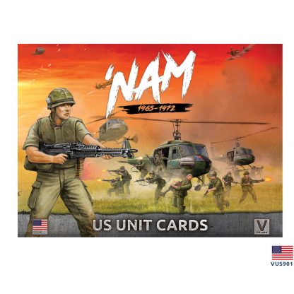 Unit Cards – US Forces in Vietnam