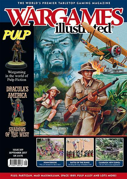 Wargames Illustrated Issue 359 September 2017