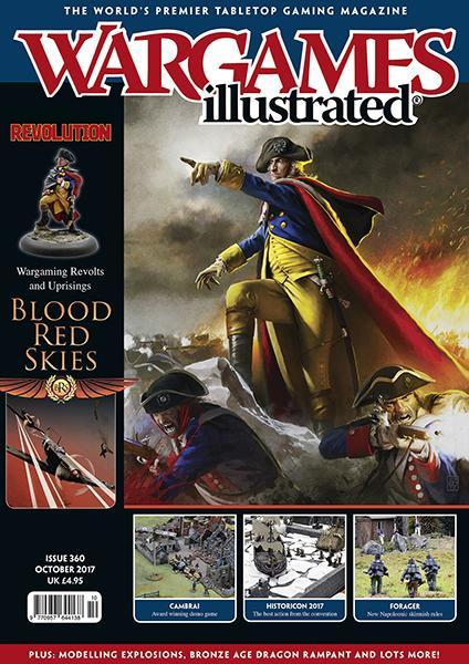 Wargames Illustrated Issue 360 October 2017