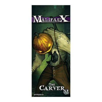 Neverborn: Carver