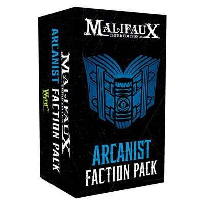 Malifaux 3E: Arcanist Faction Pack