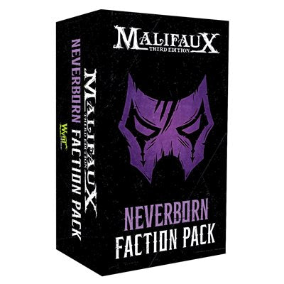 Malifaux 3E: Neverborn Faction Pack