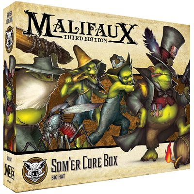 Bayou: Som'er Core Box