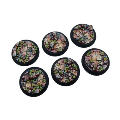 Bases: Ancient, Round Lipped 40mm (2)
