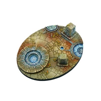 Bases: Arcane, Ellipse 120mm (1)