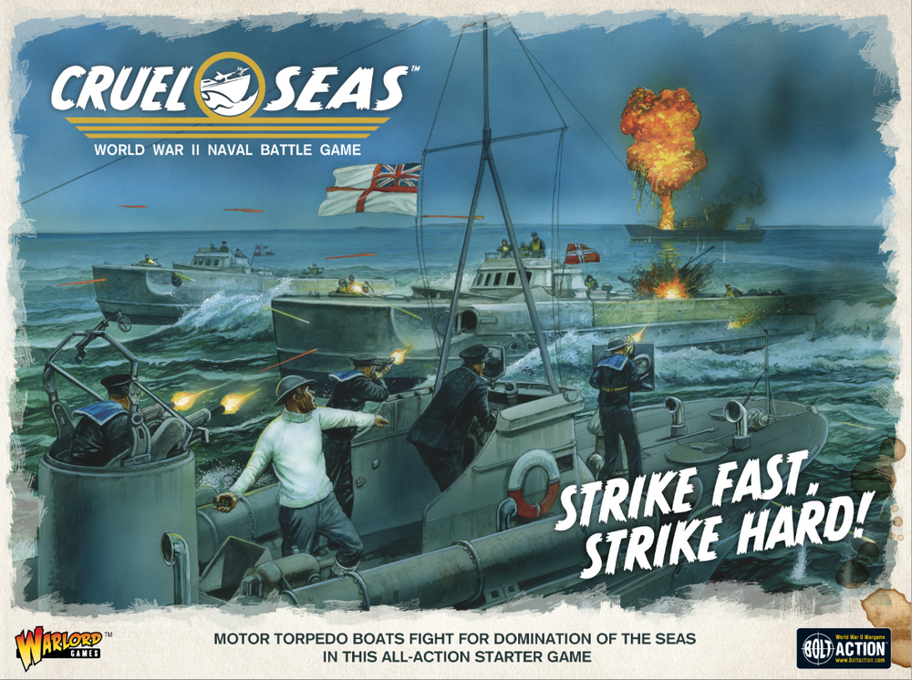 Cruel seas US Navy