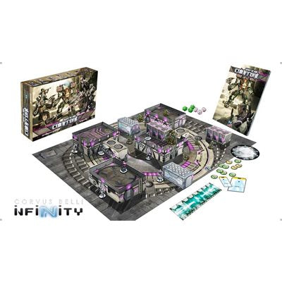 Operation: Coldfront Two Player Introductory Battle Pack