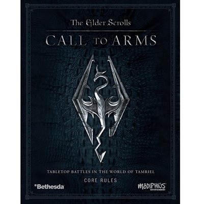 Elder Scrolls Call to Arms Core Box