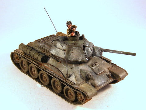 T-34/76 Model 1943 (Late Prod.Turret)