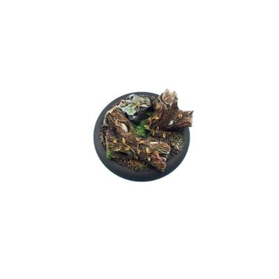 Bases: Forest, Round Lipped 50mm (1)