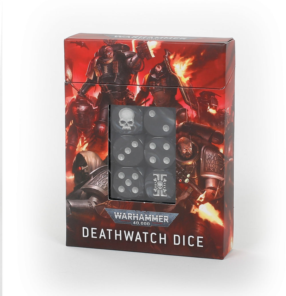 DEATHWATCH DICE SET -- ALLOCATION: 2X