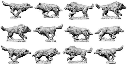 10mm Giant Wolves