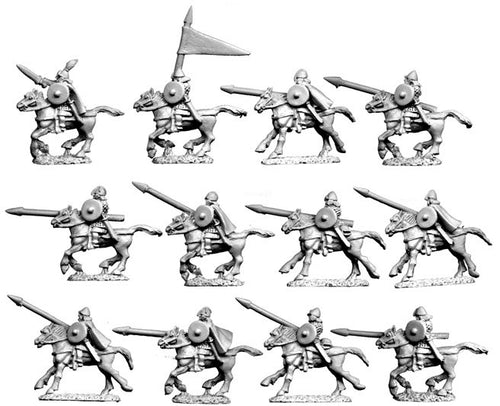 10mm Horse Tribe Infantry