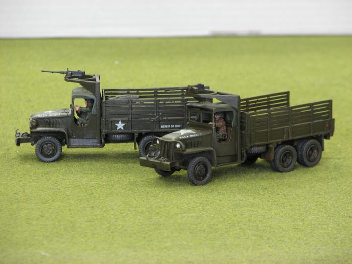"GMC CCKW 353 ""Deuce and a Half"""