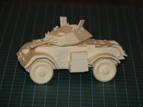Staghound Mk.III Armoured Car.