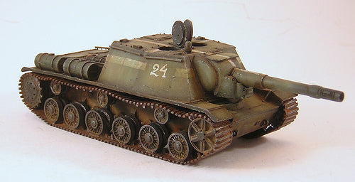 SU-152 Tank Destroyer